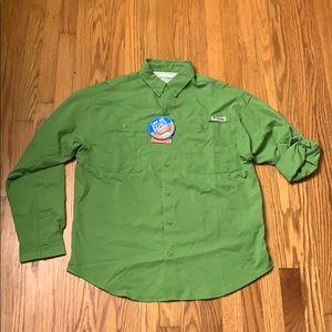 Columbia PFG Shirt NWT!!!!!!